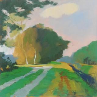 Landschapsschilder Jentsje Popma Giclee Jentsje Popma Giclees