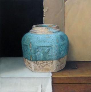 Kunstschilder Giclee Aad Hofman Giclees Gemberpot
