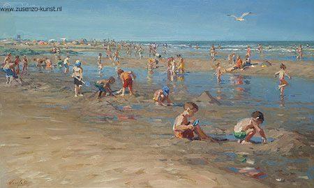 giclee-hans-versfelt-stranddag3