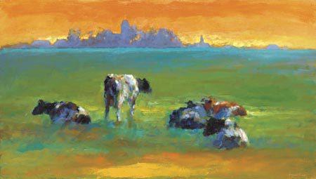 giclee-dinie-boogaart-koeien