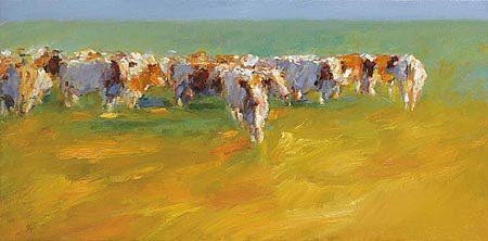 giclee-dinie-boogaart-koeien-in-laat-zonlicht