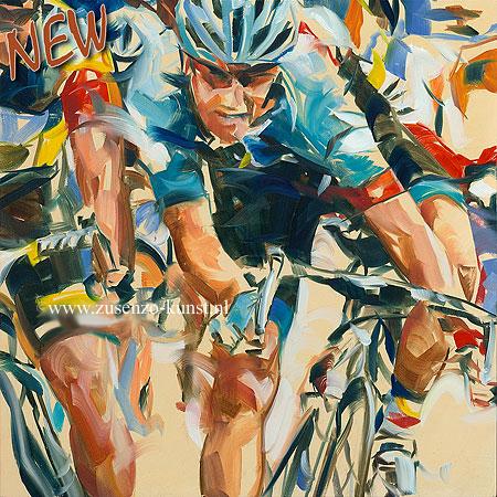 giclee-dorus-brekelmans-wielrennen