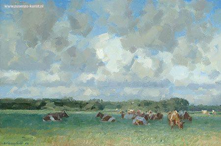 giclee-hans-versfelt-kudde-met-wolkenlucht