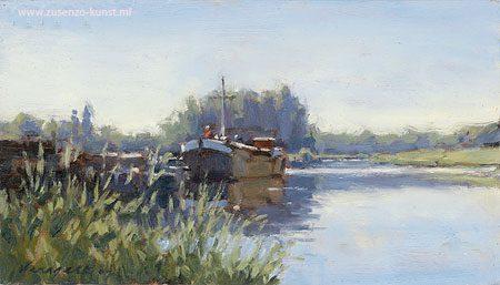 giclee-hans-versfelt-vrachtschip
