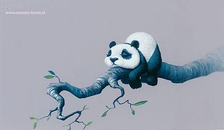 giclee-jasper-oostland-panda