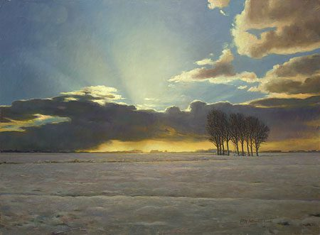 giclee-henk-helmantel-zonsopgang-westeremden