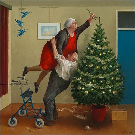 kaart-marius-van-dokkum-kerst-engeltjes